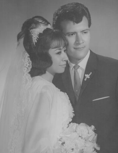 20052018 Sra. Ma. de la Luz Martínez y Sr. José Zamora el 11 de mayo de 1968.