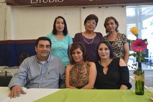 20052018 Enrique, Lupita, Angélica, Yadira, Lupita y Yoli.