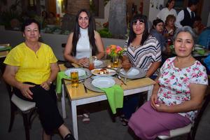 22052018 Socorro, Lulú, Judith e Isabel.