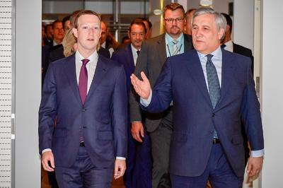 La intervención de Zuckerberg en la Eurocámara se produce sólo unos días antes de que entre en vigor en la UE la nueva Regulación General de Protección de Datos (GDPR).