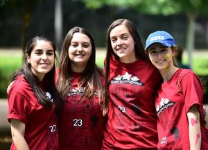 23052018 Marcela, Ana Paula, Cecy y Nadia.