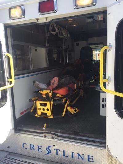 Unidades de rescate por parte del estado vecino de Sinaloa se movilizaron para atender el incidente.