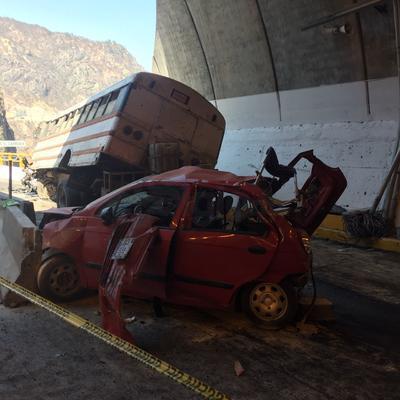 El incidente arrojó una cifra de 20 personas lesionadas.