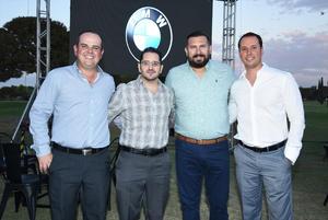 24052018 Roberto, Carlos, Eduardo y Ramón.