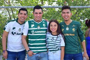 24052018 Juan Manuel, Ricardo, María y Jesús.