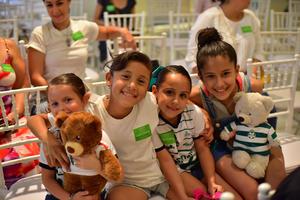24052018 María, Mayte, Constanza e Isabella.