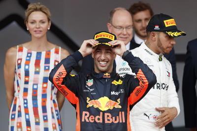 Ricciardo consigue el sexto título de su carrera.
