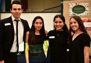 27052018 Fernando, Kassandra, Thalía y Paulina.