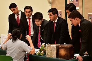 27052018 Los jóvenes alumnos presentaron interesantes proyectos.