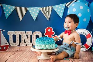 27052018 Carlos Damián Marmolejo Reyes celebró su primer año de vida. - Sunshine Studio