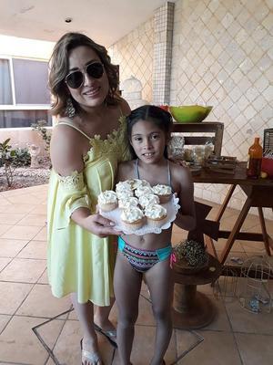 28052018 Judith de Limones con Alexa Limones.