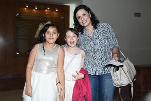 28052018 Sara, Peny y Rocío.