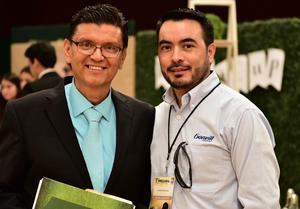 27052018 Armando Limón y Roberto Martínez.