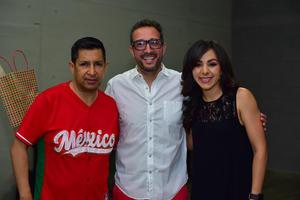 Edgar Rodrigo y Nadia