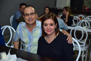Ernesto y Martha