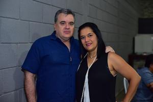 Javier y Liliana