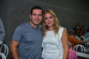 Luis Antonio y Marcela