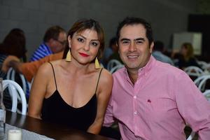 Mara y Sergio
