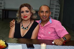Mayela y Víctor