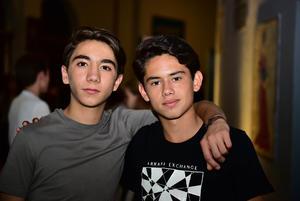 Diego y Arturo