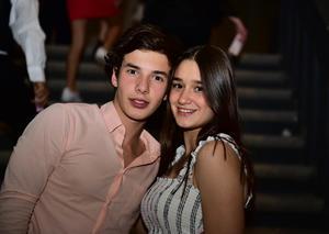 Diego y Luciana