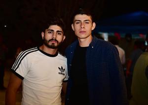 Raul y Enrique