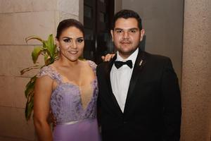 Adriana y Juan Carlos