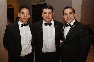 Daniel Felipe y Antonio