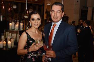 Linda y Carlos