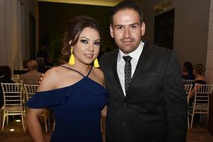 Lizbeth y Carlos