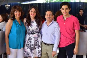 Martha Andrea Fernando y Luis