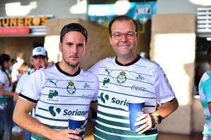 Lalo y Bernardo