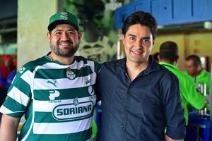 Rolando y Hector