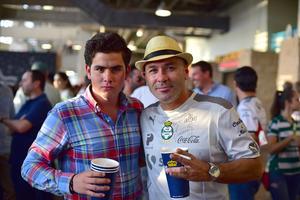 Sergio y Rafael