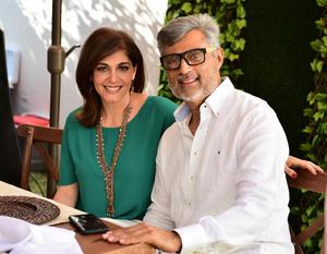 Sori y Gerardo