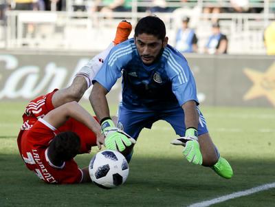 La Selección Mexicana se medirá ante Escocia el próximo sábado en el Estadio Azteca.