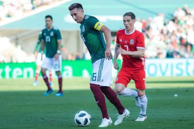 México terminó su antepenúltimo partido de preparación.