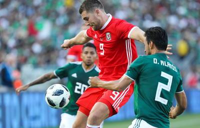 Gales jugó con su plantel no titular.