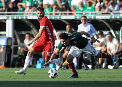 Los de Osorio no concretaron jugadas de peligro.