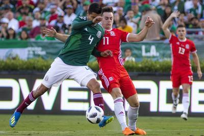 México disputó su último encuentro en Estados Unidos antes de partir a Rusia.