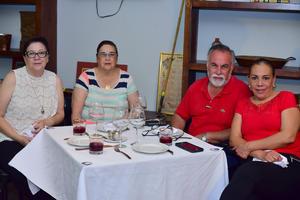 29052018 Hilda, Velia, Luis y Rocío.