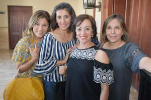 29052018 Lupita, Érika, Ángeles y Pilar.
