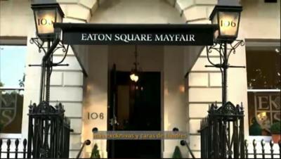 Los hijos de Karime asisten a la escuela privada Eaton Square Mayfair, una de las escuelas más caras de Londres.