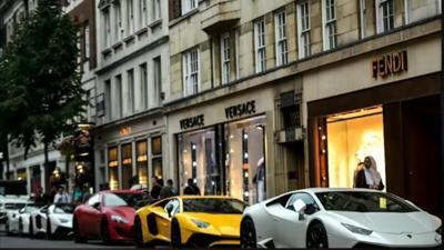 Belgrave es conocido por sus lujosas propiedades y es uno de los barrios más ricos y exclusivos del mundo.