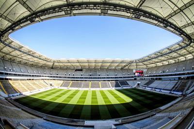 Rostov Arena. 45,415 espectadores.