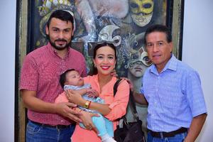 30052018 Mauricio, Guadalupe, Felipe y Regina.