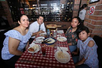 Familia Herrera Díaz.