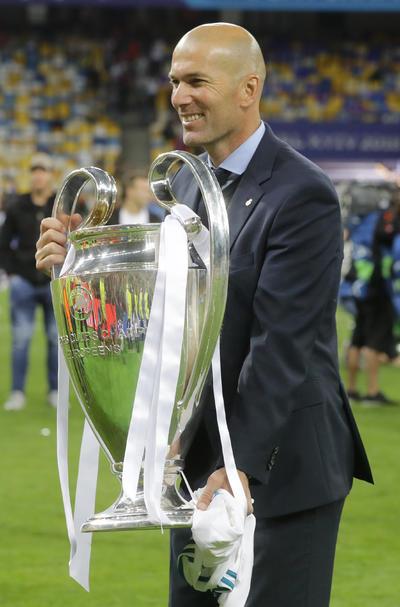 La tercera Champions seguida se coronó el pasado 26 de mayo en Kiev, venciendo 3-1 al Liverpool.