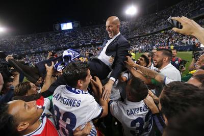 Su primera y única Liga como entrenador blanco llegó en la temporada 2016-2017, ganando en Málaga y dejando sin título al Barcelona.