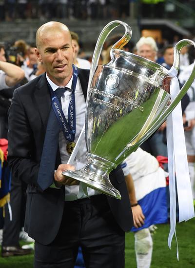 Su primera Champions llegó en 2016, conquistado Milán ante el Atlético de Madrid, al igual que con Ancelotti lo hizo.